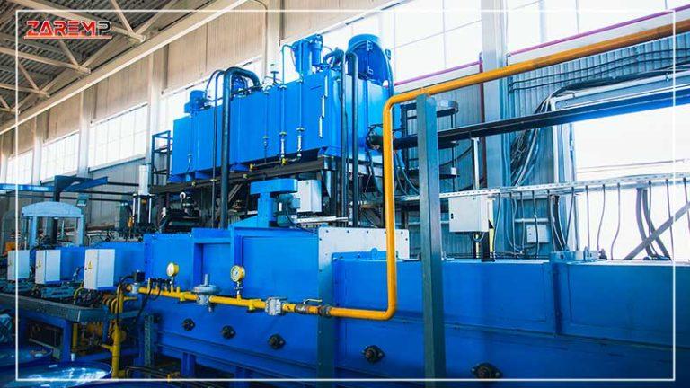 Завод по производству алюминиевого профиля