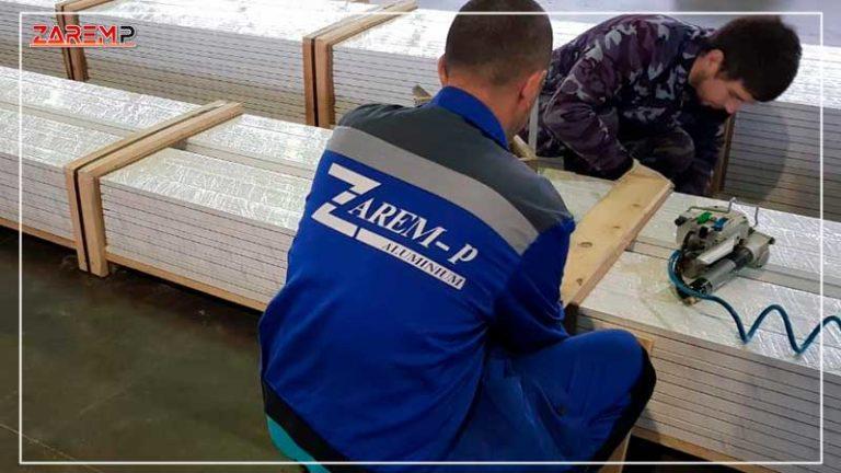 Производители алюминиевого профиля